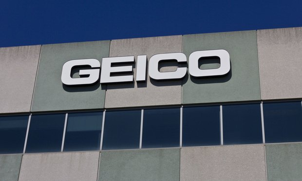 GEICO insurance office. Photo: Jonathan Weiss/Shutterstock.com.