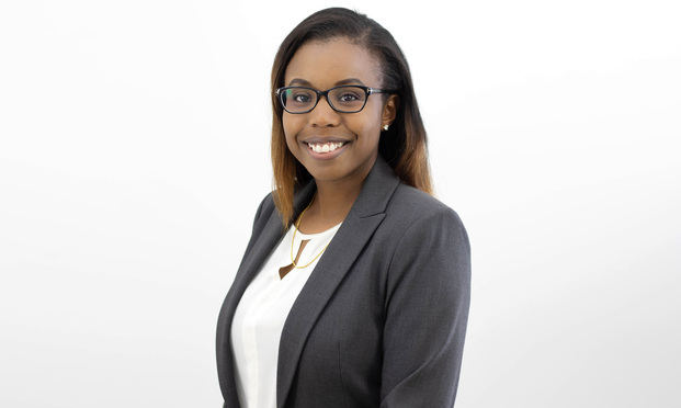 Kimesha Smith attorney and vice president of client relations at Insurance Litigation Group.