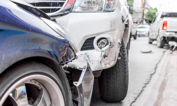 Car Crash - Credit: PongMoji/Shutterstock.com