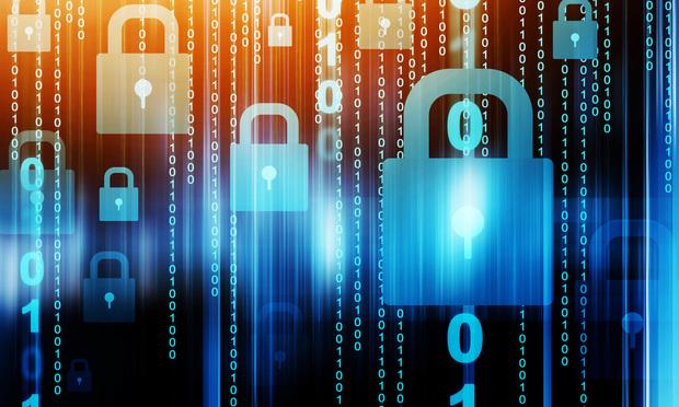 Cybersecurity image.