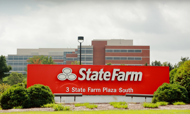 State Farm's corporate headquarters. Photo by C.J. Hanevy/Shutterstock.com