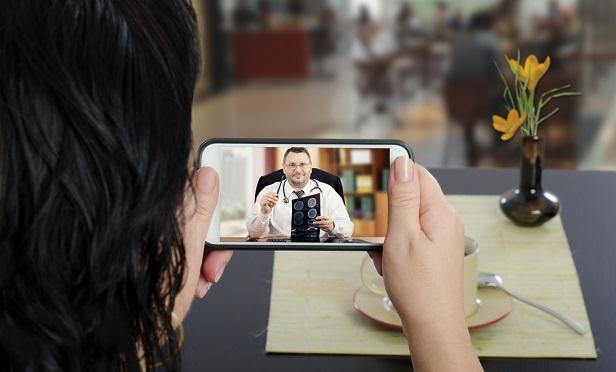 Telemedicine on phone