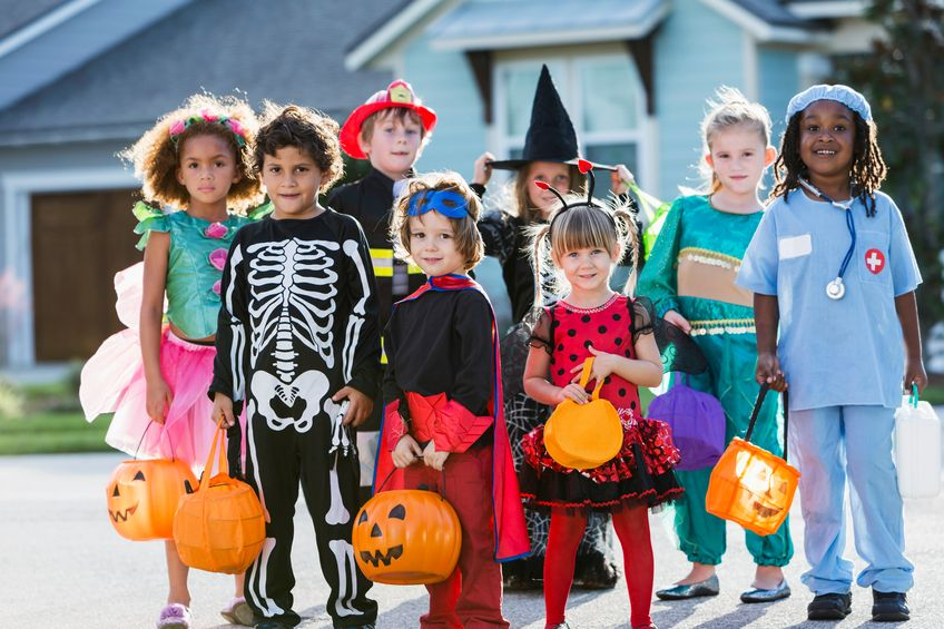 Keeping your walkway clear of obstacles is only the first step to a fun and safe Halloween. (Photo: iStock)