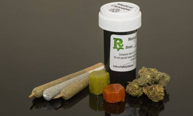 medical marijuana products