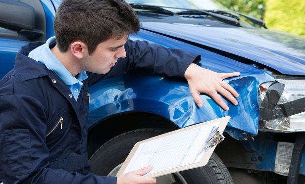 Contact your insurance company as soon as possible after your accident. Give your insurance company the basic facts of the accident.