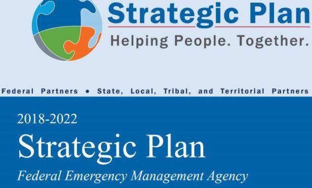 FEMA 2018-2022 strategic plan