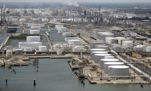 Image result for texas refineries aerial