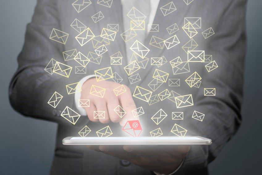 When was the last time anyone in your organization sent an email containing sensitive information?