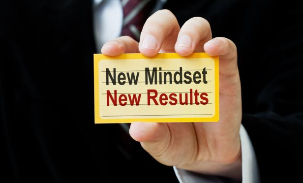 New mindset, new results.