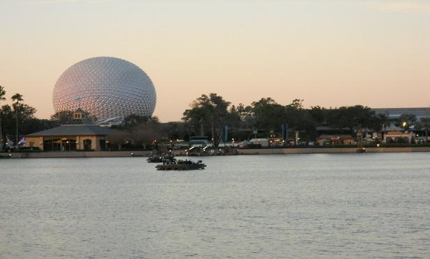 Disney's Epcot.