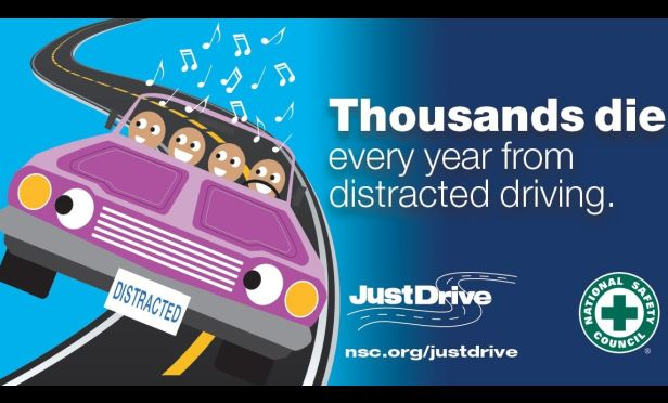 Thousands dies every year from distracted driving.