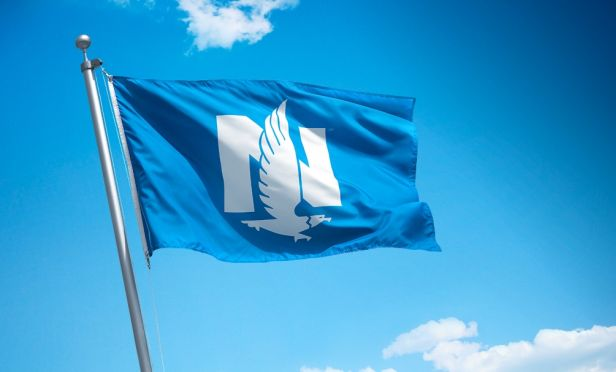 Nationwide Insurance flag