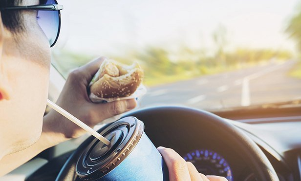 Distracted driving risks increase.