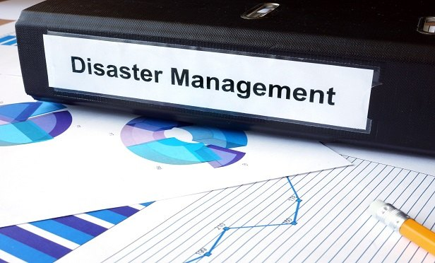 If a natural disaster impacts your business, your first priority after making sure everyone is safe should be filing a claim with your insurance company.