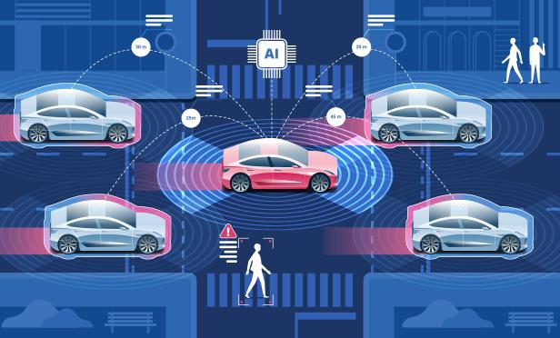 The impact of autonomous cars.