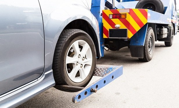 The care, custody and control exclusion could impact how vehicle damage is covered in the course of a tow. (Photo: Shutterstock)