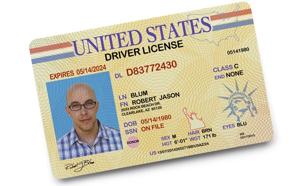 The mDL available for Iowa residents will resemble their current driver's license, but its headshot will have the ability to be rotated left or right as a unique security feature.