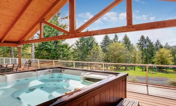 Most common homeowners insurance policies do not specifically exclude pools and hot tubs.