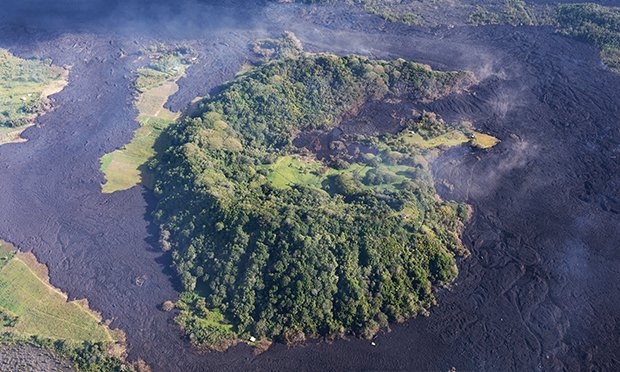 Volcano sparks lawsuits.