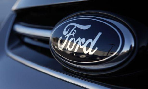 Ford vehicle emblem