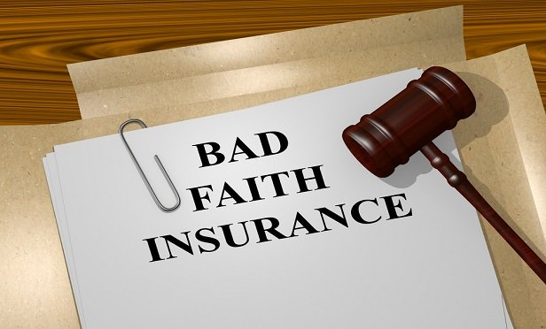 Bad-faith liability increases.