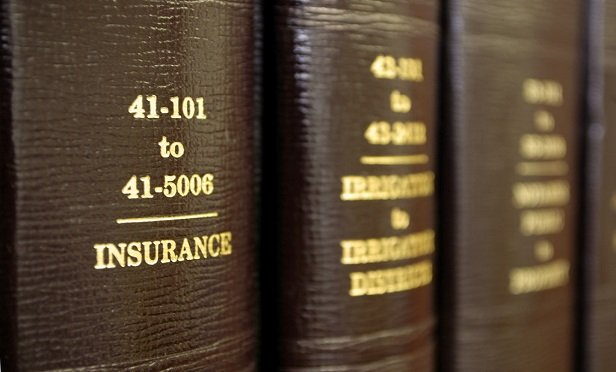 "the publication of a multi-volume treatise known as the ""Restatement of the Law, Liability Insurance,"" has been the subject of a great deal of controversy. (Bigstock)"
