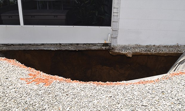 Sinkholes & property insurance claims: You've got that