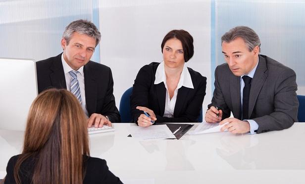 Corporate interview strategies.