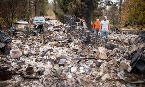 Insurers agree to extend time for 2017 fire victims to access ALE benefits