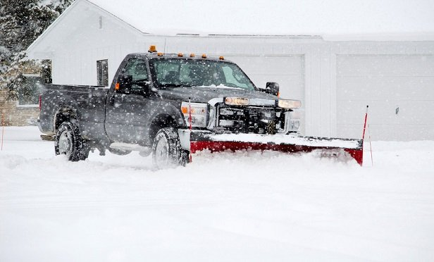 Personal auto policy coverage should include such equipment as snowplow blades, as long as they are attached or used solely by the covered vehicle. (Shutterstock)