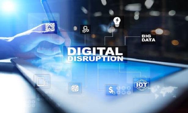Digital disruption in insurance.