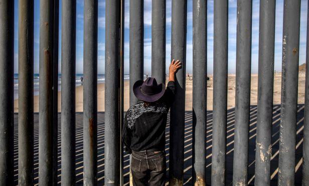 Border wall.