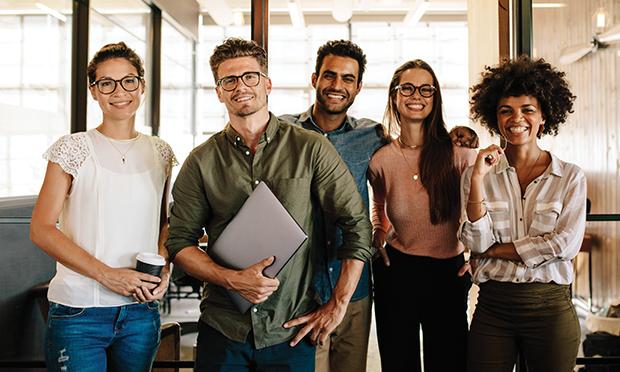 Hiring millennials in insurance.