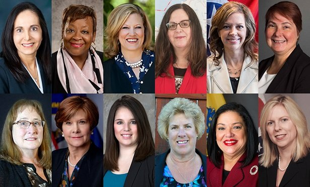 As we knowledge women's achievements this month, National Underwriter is pleased to recognize the current women insurance commissioners who are forging a path for a more diverse and inclusive insurance industry. (Photo: Compiled and produced by ALM)