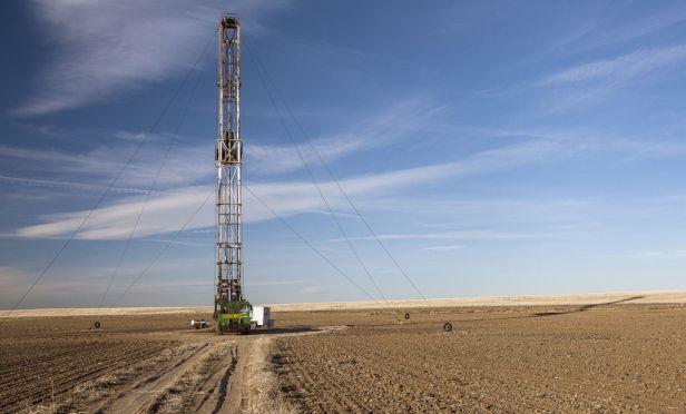Shale gas fracking.