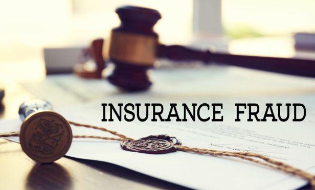 Insurance fraud.