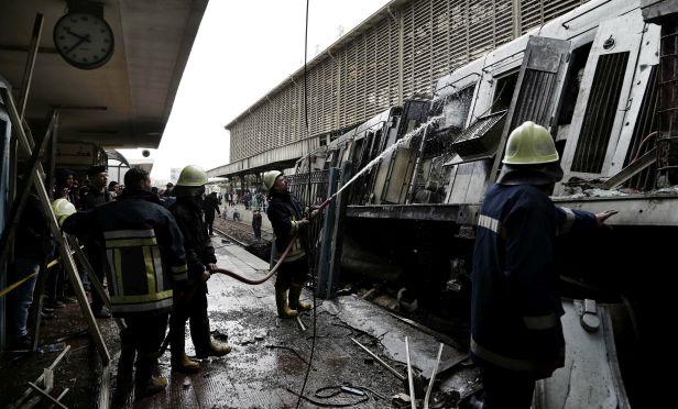 passenger train crash