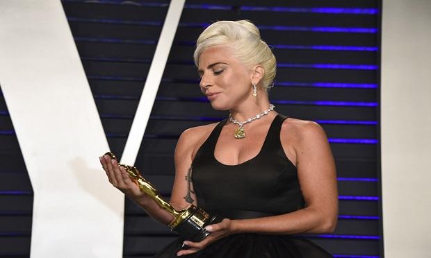 lady gaga jewelry oscars 2020