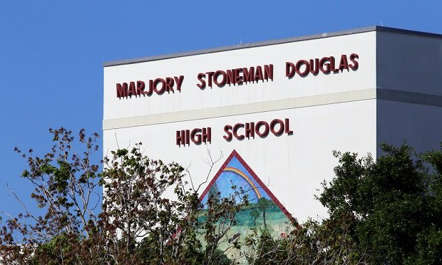 In 2018, Marjory Stoneman Douglas High School in Parkland, Fla., was the site of a deadly mass shooting carried out by a 19-year-old former student. (Photo: Shutterstock)