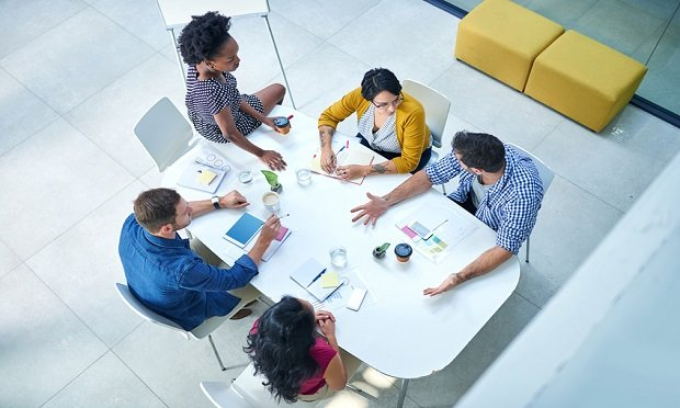 The insurance industry allows for plenty of advancement and career development. (Photo: iStock)