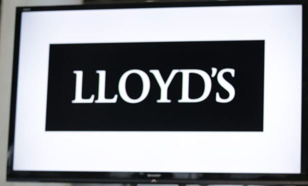 Lloyd's of London sign