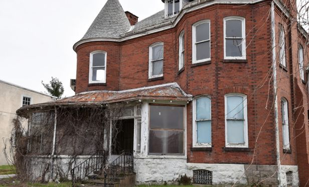 Three Times Vacant Properties Spawned Insurance Problems