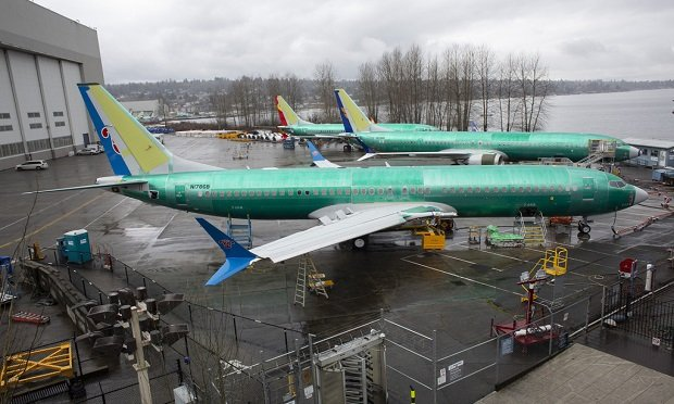 Insurance questions mount over Boeing's 737 MAX 8 | PropertyCasualty360