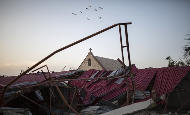 """""""The problem is it is coming on the heels of Idai, so the additional impacts on the economy are not going to be great,""""said Chuck Watson, a disaster modeler with Enki Research in Savannah, Georgia. (Photo: Guillem Sartorio/Bloomberg)"""