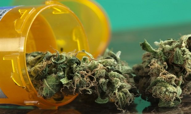 """""""The number of unknowns surrounding the gradual legalization of marijuana across the U.S. far outweighs what insurers currently understand about this enterprise,"""" according toClaims magazine Editor in Chief Patricia Harman. (Photo: iStock)"""