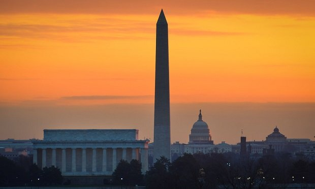 """Resilient DC"" is a risk mitigation plan that sets a range of goals for coping with increasingly severe floods and heat waves, the major climate stresses projected for the city, which sits at the junction of the Anacostia and Potomac Rivers. (Photo: Shutterstock)"