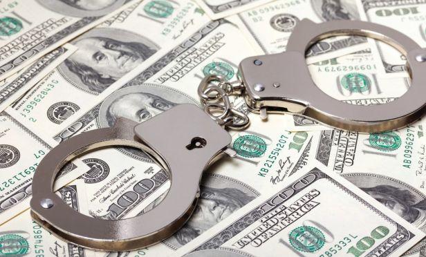Barrington Mayne has been arrested on a felony complaint for alleged insurance fraud.
