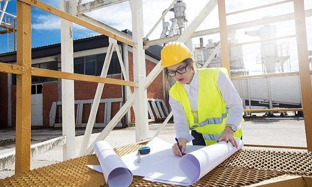 Women are excelling in critical insurance and construction leadership roles while becoming more conversant in digital technologies. (Photo: Shutterstock)