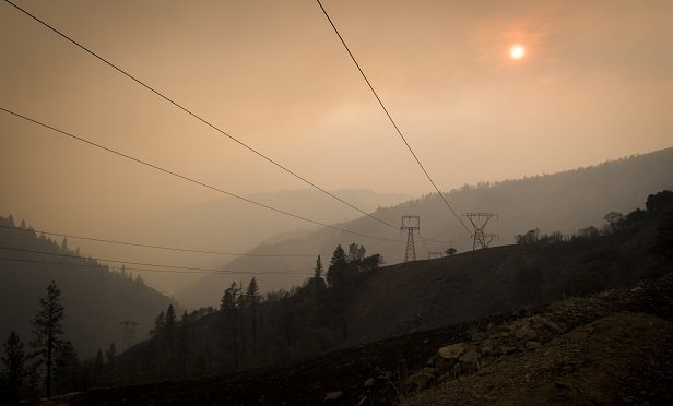 PG&E has warned the city of Calistoga that it could cut service as many as 15 times this fire season, said Chris Canning, mayor of the Napa Valley town scarred by wildfires two years ago. (Photo: David Paul Morris/Bloomberg)