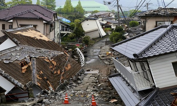 Government estimates peg the annual cost of earthquake losses in the United States is as much as $4.4 billion. (Shutterstock)